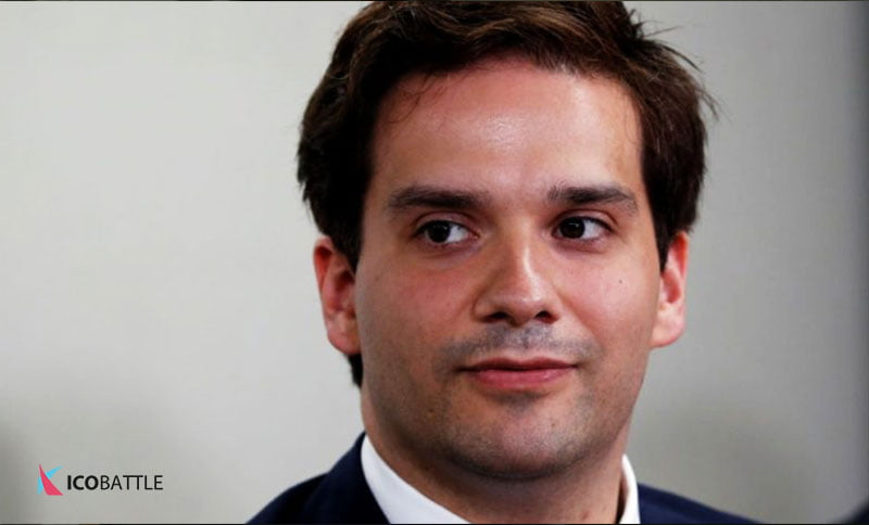 Photo of Mark Karpeles one of the richest people in bitcoin.