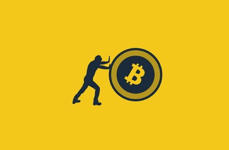Image of the Bitcoin Logo