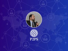 Picture of the Interview with P2PS CEO Jameel Shariff