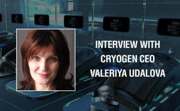Cryogen CEO Interview Valeriya Udalova