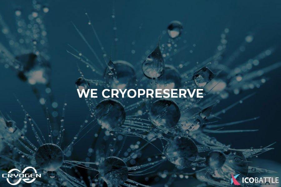 Interview Cryogen