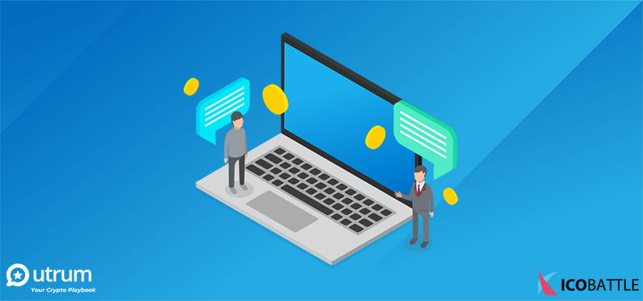 Image of Utrum ICO Review and Utrum Coin.